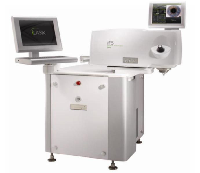 美国强生宇航飞秒激光角膜手术仪Johnson&Johnson INTRALASE  IFS150