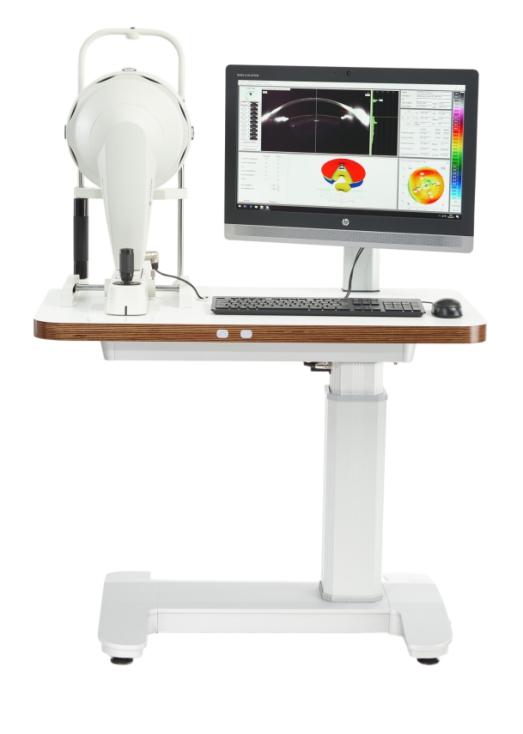 德国达美康三维眼前节分析仪Pentacam 70700